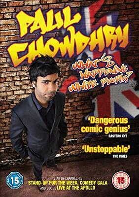 Paul Chowdhry - What's Happening White People! [DVD] [2012] - DVD  MIVG The