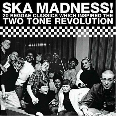 Various Artists - Ska Madness! - Various Artists CD GYVG The Cheap Fast Free The