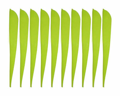 5 inch Drip Vanes TPU Arrow Feather Fletching for Archery Compound Bow 30pcs