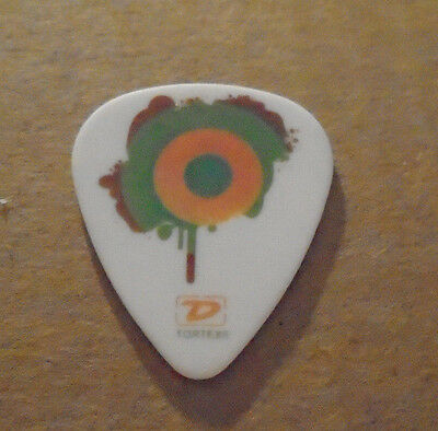 One -BEN HARPER Guitar Pick 2012 Tour - Mozo Jason Moersky Dunlop Rare  (1 pick)