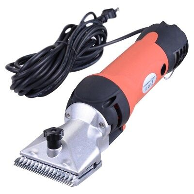 350W Horse Clipper Shearing Machine Blade Brush Lubrication Oil Kit w Carry Case