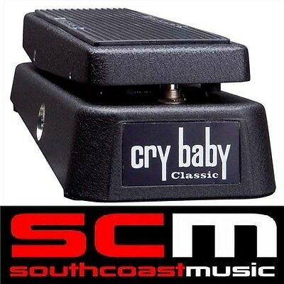 Gcb95Fl Dunlop Crybaby Classic Wah Fx Pedal Electric Guitar Effects