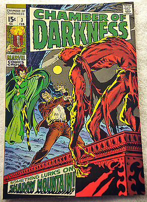 Chamber of Darkness Lot #3/5/7. NM-. Barry Smith, Jack Kirby, Bernie Wrightson