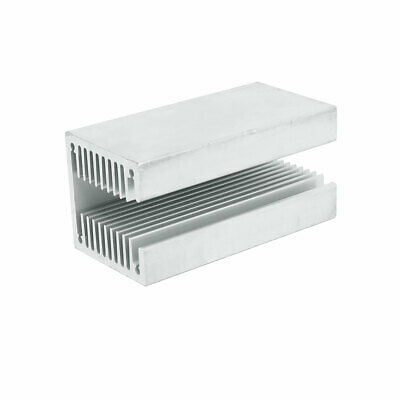 80mm x 40mm x 40mm Aluminum Heat Radiator Heatsink Cooling Fin