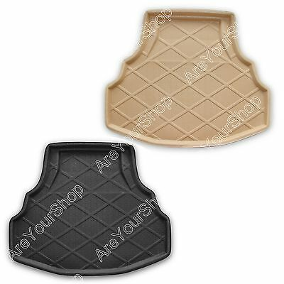 Rear Trunk Tray Boot Liner Cargo Mat Floor Protector For Honda Accord 08-2012 AU
