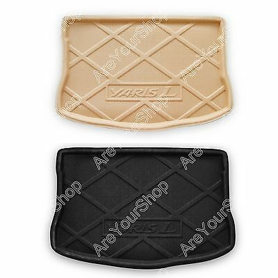 Boot Liner Cargo Mat Rear Trunk Tray Pad For Toyota Yaris L 2013-2014 AU