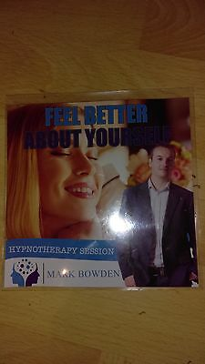 hypnotherapy session cd.