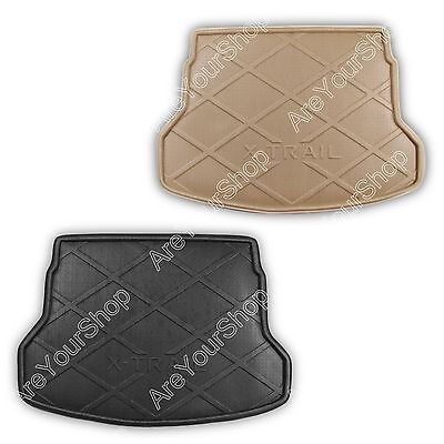 Rear Trunk Tray Cargo Mat Boot Liner Floor Protector For X-Trail 2014 AU