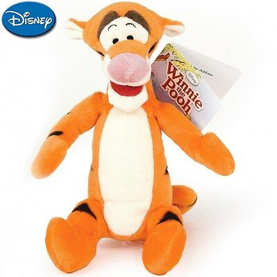 NEW Disney Plush Soft Toy serie: Winnie the Pooh - Tiger 20 cm./ 8in. AUTHENTIC
