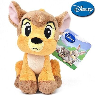 NEW Disney Plush Soft Toy serie: Animal Friends - Bambi 20 cm./ 8in. AUTHENTIC