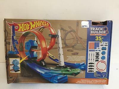 Hot Wheels Track Builder System Power Booster Kit USED GOOD CONDITION H