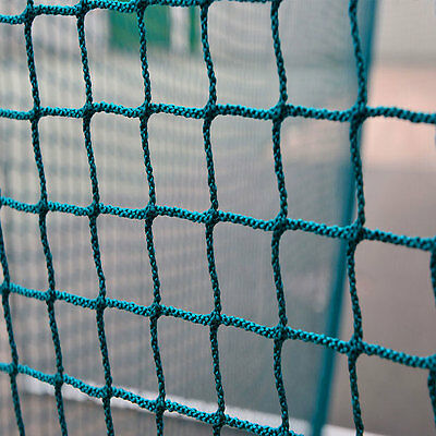 Green 2mm Hockey Goal Net – Single / Pair [Net World Sports]