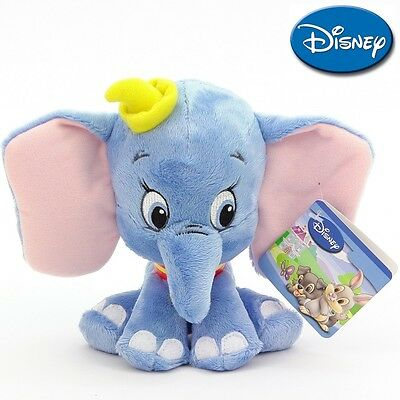 NEW Disney Plush Soft Animal Friends - Elephant Dumbo 20 cm./ 8in. AUTHENTIC