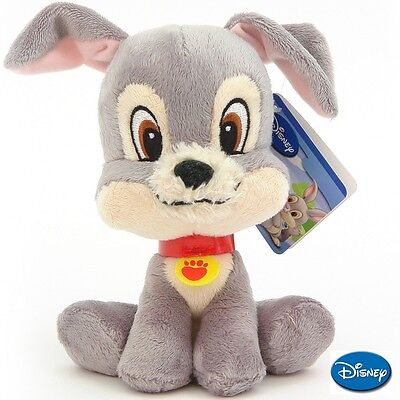 NEW Disney Plush Soft serie: Animal Friends - Tramp Dog 20 cm./ 8in. AUTHENTIC