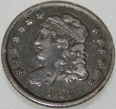 1835 Capped Bust Half Dime [SN05]