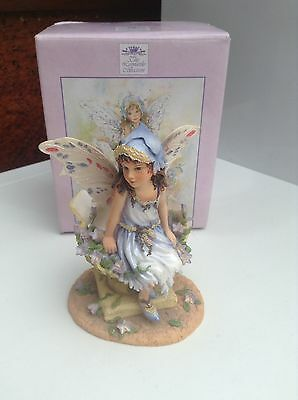 Leonardo Collection Ltd Edition Faerie/fairy:daydreaming Magic-Christine Howarth