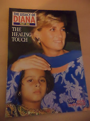 Old Vintage The Lady Magazine Supp Royalty Royal Princess Diana Legacy 1990S