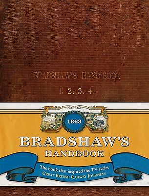 Michael Portillo Bradshaws Handbook Guide Railways Trains