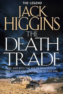The Death Trade by Jack Higgins (Paperback), New Book