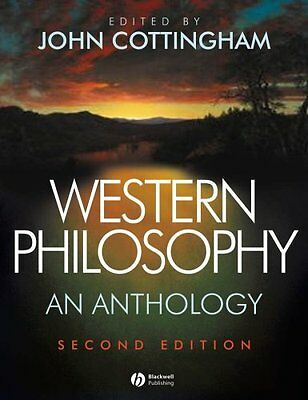 Western Philosophy An Anthology by John Cottingham 9781405124782