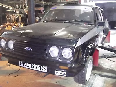 Ford Escort  Mk 2 RS 2000, Stage Rally Car. Historic,  May PX Escort shell