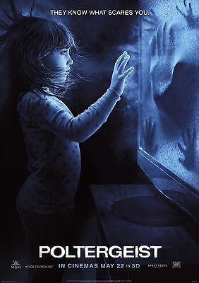 Poltergeist - A4 Glossy Poster -TV Film Movie Free Shipping #491