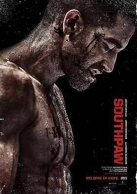 Southpaw - A4 Glossy Poster -TV Film Movie Free Shipping #497