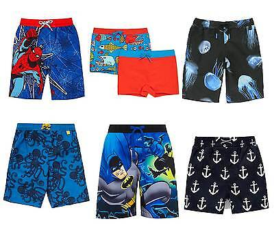 Bañadores niños, shorts, boarder baby nadar M&S Marks and Spencer NEW