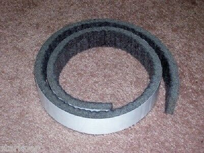 """New Vibraphone Replacement Damper Felt 51"""" for All Vibe"""