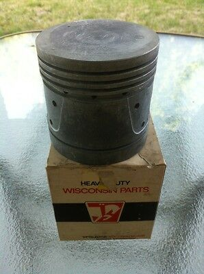 Wisconsin DB223 DB 223 Piston           BOX 2S