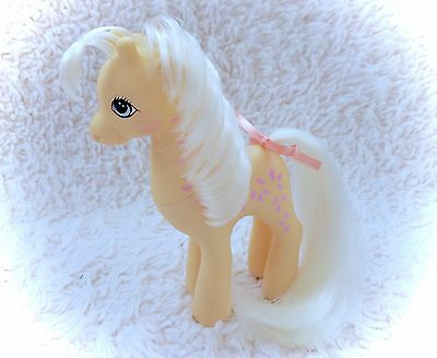 G1 My Little Pony Creamsicle Giraffe Friend RARE 1987 Vintage MLP GORGEOUS