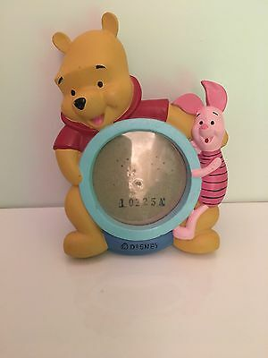 Official DISNEY Winnie The Pooh & Piglet Photo Frame