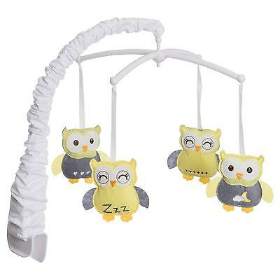 HALO® Bassinest™ Swivel Sleeper - Mobile - Owls
