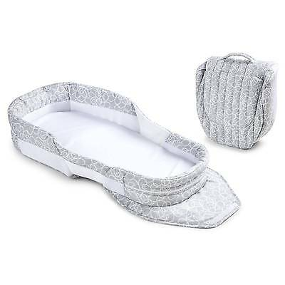 Baby Delight Snuggle Nest Surround BL - Gray