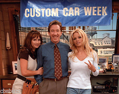 Pamela Anderson - Tool Time Girl From Home Improvement - Tv Show Photo #58