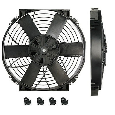 """12"""" Electric / Thermatic Fan (12V) (Part #0162) (Davies Craig)"""