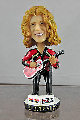 Collectable B.E. Taylor Wesbanco Arena Wheeling Nailers Bobblehead West Virginia