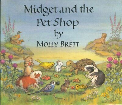 Midget and the Pet Shop (Medici books for children) by Brett, Molly Paperback