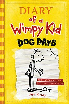 Diary of a Wimpy Kid 04. Dog Diaries by Kinney, Jeff Book The Cheap Fast Free