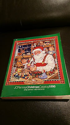 1996 JC Penney Christmas Catalog - Gifts / Toys / Clothing