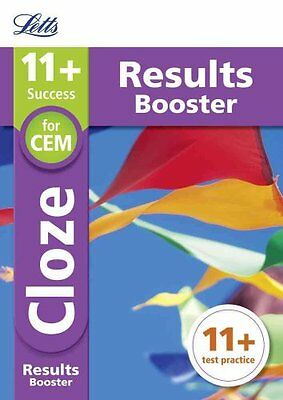 11+ Cloze Results Booster for the CEM Tests Targeted Practice W... 9781844199006