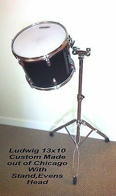 Ludwig Tom 13x10 Brand New With Stand