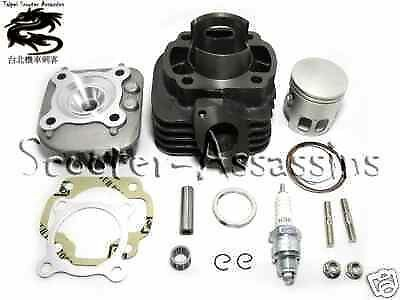 72cc BIG BORE CYLINDER KIT for BUG Jive 50