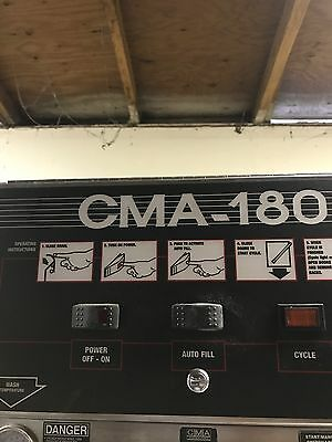 Cma High Temp Dishwasher