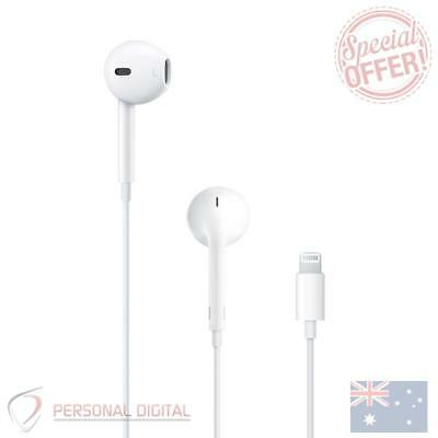 Genuine Apple EarPods with Lightning Connector for Iphone 7 , 7 Plus - White New