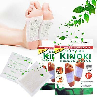 10Pcs Detox Foot pads Patches Detoxification With adhesive sheets Hot sale