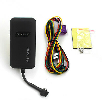 Portable GT02A Car Motorcycle Tracker GPS GSM GPRS Real Time Tracking Tracker