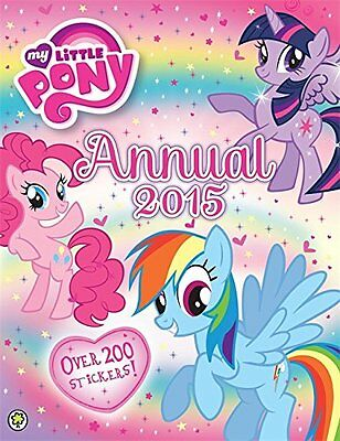 Annual 2015 (My Little Pony), My Little Pony, Excellent condition, Book