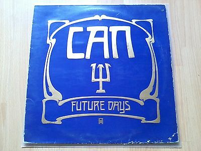 Can - Future Days - Vinyl LP - 1st Press - Germany 1973 ( UAS 29 505 I )