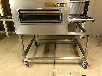 Lincoln Impinger 18 Inch Gas Conveyor Pizza Oven